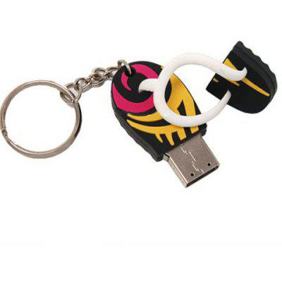 2GB Sandal Tatto Flash Drive