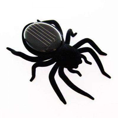 Mini Spider of Solar Energy Powered