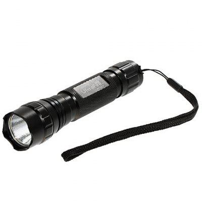 Ultrafire WF - 501B High Quality 3W Red Light LED Flashlight for Outdoors &amp; Camping (1x18650/2x16340)LED Flashlights<br>Ultrafire WF - 501B High Quality 3W Red Light LED Flashlight for Outdoors &amp; Camping (1x18650/2x16340)<br><br>Brand: Ultrafire