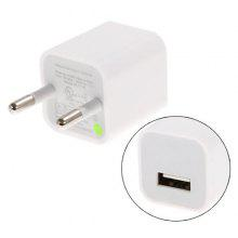 Cool EU Plug USB Charger AC Adapter