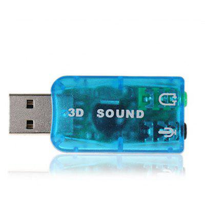 Carte de Son 3D USB