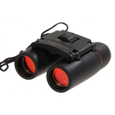 30x 60mm Rubber Mini Compact Opera CF Binoculars for 2014 Olympic Games Match