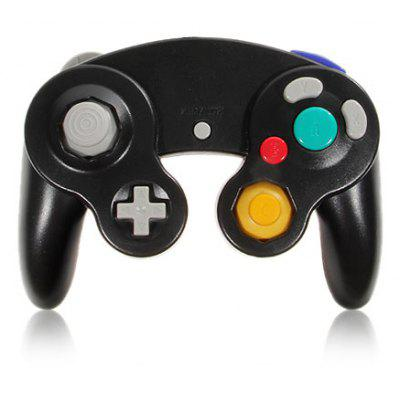 Wired Shock Game Controller for GameCube NGC and Wii Black