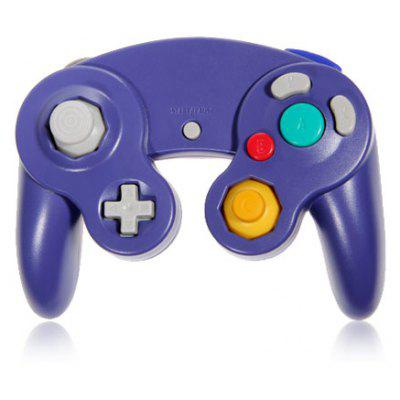 KremlinStoreAdvanced Game Controller for GameCube NGC and Wii - Purple<br><br>Compatible with: Nintendo GameCube NGC, Wii<br>Features: Game Controller<br>Package Contents: 1 x Wired Shock Game Controller for GameCube NGC and Wii<br>Package size: 19.80 x 18.50 x 6.70 cm / 7.8 x 7.28 x 2.64 inches<br>Package weight: 0.2550 kg