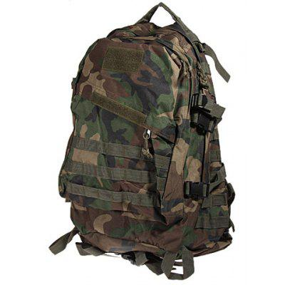 USMC Combat Tactical Backpack Outdoor Cycling Knapsack of Camouflage Style