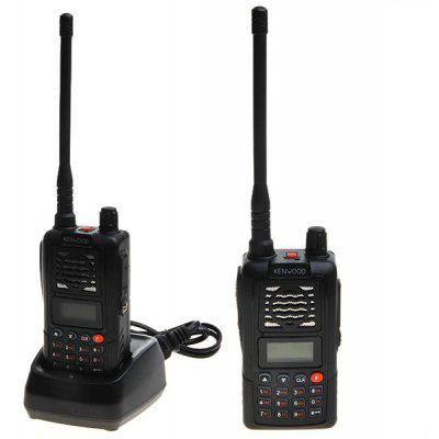 TK - 718 VHF 136-174MHz 5W Walkie Talkie with 199 Channel and FM - Black