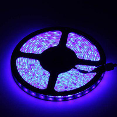 5M RGB 300-LED Waterproof LED Light Strip
