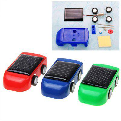 47off 1pcs fun and installable diy mini solar car toy educational kit for kids