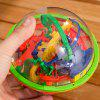 929A Magic Intellect Ball Marble Puzzle Game Great Gift for Kids - COLORFUL