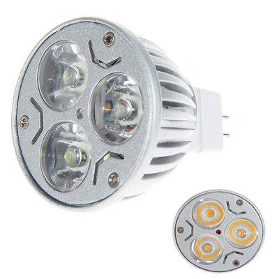 MR16 3 - LED 3W AC12V Warm White Spotlight