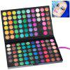 NO.02 Professional Cosmetic 120 Colors Eye Shadows Palette with Rectangle Box photo