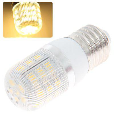 E27 27 x 5050 SMD LED Warm White Light LED Lamp Bulb (AC 220V, 3000-3500K)