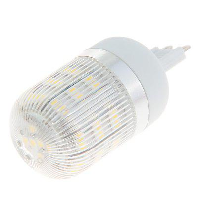 G9 48 x 3528 SMD LED Warm White Light LED Lamp Bulb (AC 220V, 3000-3500K)