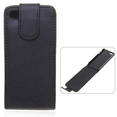 10PCS Wholesale Cool Style Vertical Flip PU Leather + PC Case for iPhone 5
