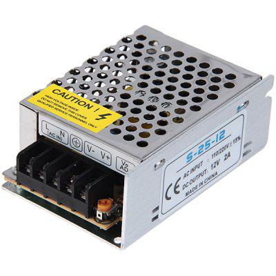 110V - 230V Input DC12V Output 2A 24W Power Transformer for LED Strip Lamp