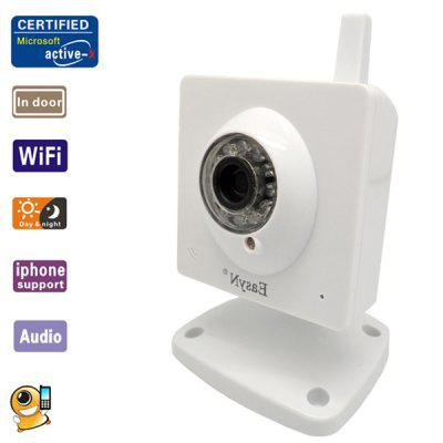 EasyN F - M161 Wireless WIFI Security IP Camera 0.3MP CMOS Sensor, Night Vision