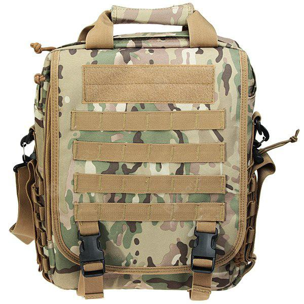New Arrival Military Style Laptop Bag Outdoor Double Shoulder Backpack