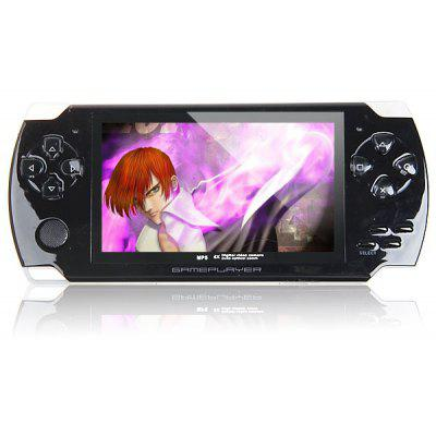 Portable 4.3 inch TFT 4GB MP5 Player Game Console FM Radio with TV - OUT and 3.0MP Camera