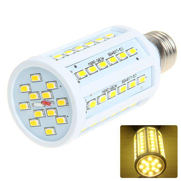 E27 15W 60 - SMD 5630 LED 85 - 265V Warm White Corn Lamp