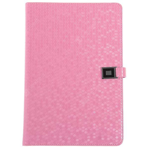 Cool Style Diamond Texture PU Leather + TPU Case for iPad Mini with Stand Function
