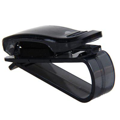 New Plastic Sunglasses Glasses Clip Card Pen Holder for Car Vehicle Auto Visor купить