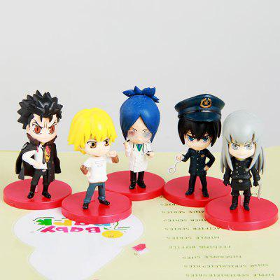 Cartoon PVC Figure New Brand Nendoroid Series Tutor Q Version Toy