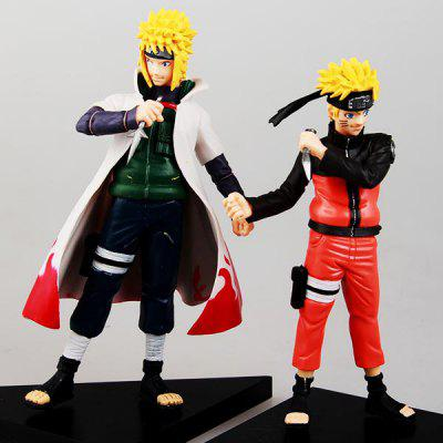 Naruto Figure Doll Toy Set