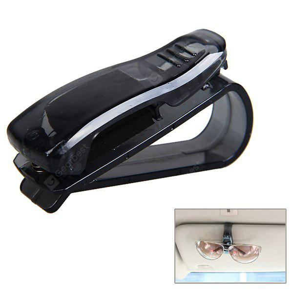 New Plastic Sunglasses Glasses Clip Card Pen Holder for Car Vehicle Auto Visor