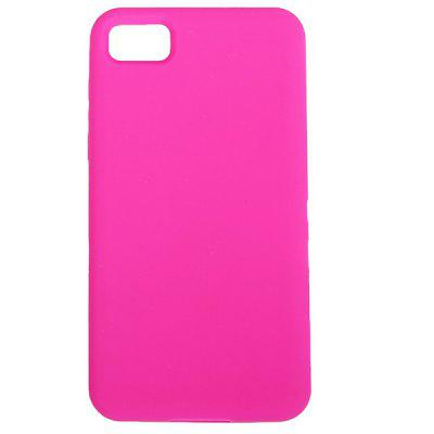 Soft Silicone Material Back Case Cover para Blackberry Z10