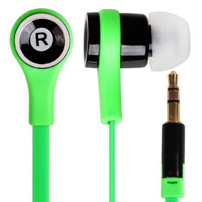SMZ610 Super Bass Stereo In - ear Earphone with 3.5mm Plug