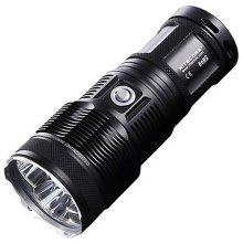 Nitecore TM15 3 x Cree XM - L U2 2450lm 18650/CR123 LED Flashlight