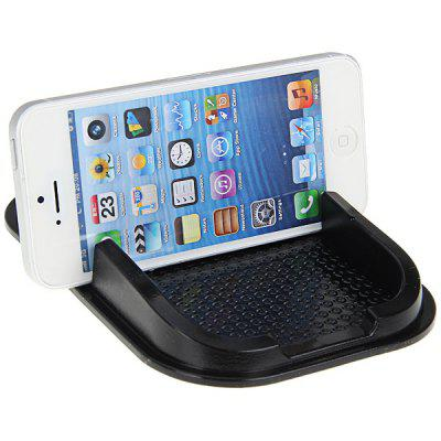 Auto Car cruscotto Skidproof Rilievo anti - Slittamento Holder Mat per GPS / iPhone / MP3 / MP4 / etc