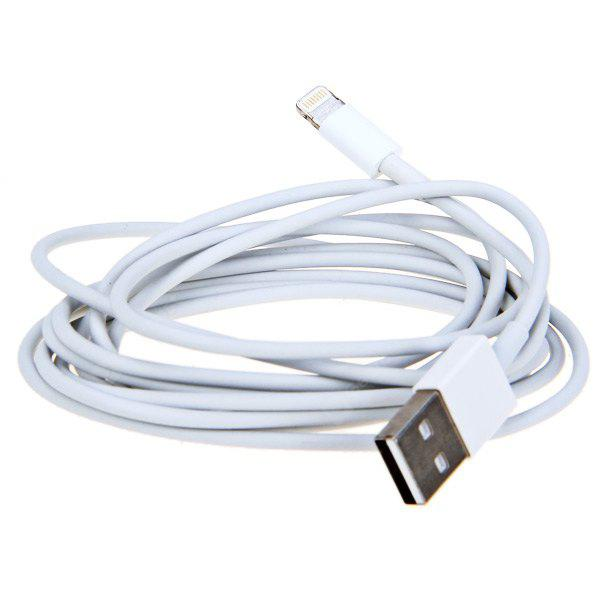 2M Male to 8 Pin USB Data Sync Charger Cable for iPhone 8