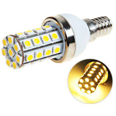 E14 36 - SMD 5050 LED 85 - 265V Warm White Corn Lamp