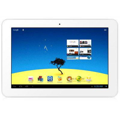 HKC X106 Android 4.1 Tablet PC with 10.1 inch WXGA Screen Dual Core 1.5GHz 16GB WiFi Dual Cameras