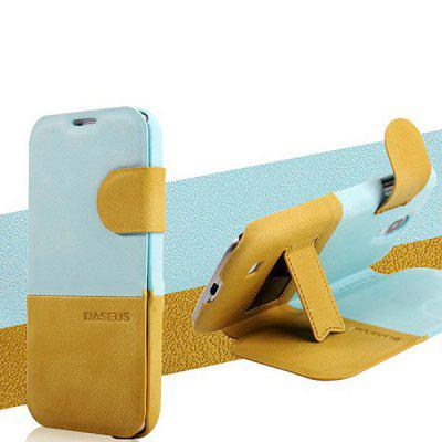 Baseus Flip Style Ultra Thin PU Leather Case Cover for Samsung Galaxy S4 i9500 / i9505