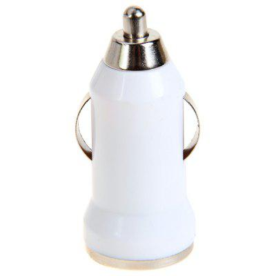 Auto Bullet - shape 5V/1A Single USB Port Charger for iPhone 4S/4, PDA, MP3, MP4