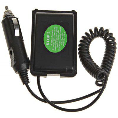 Good Quality Auto Battery Eliminator Adapter for TG-UV2 Walkie Talkie Set