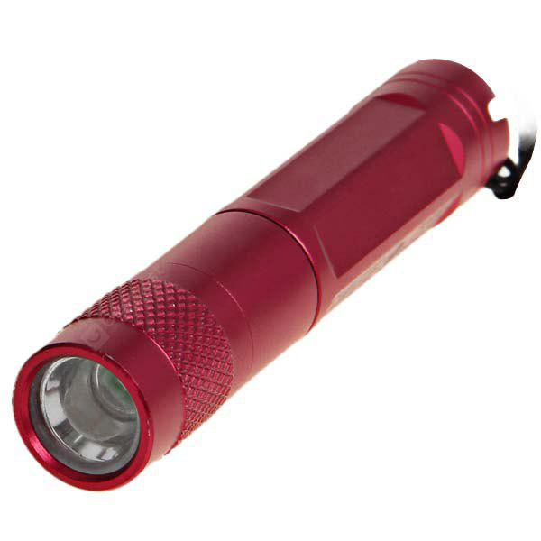 Brinyte M37 - 01 Torch Cree Q5 230lm Red LED Flashlight White Light