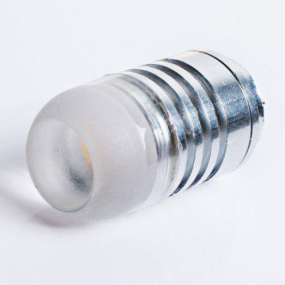 3W 12V G4 COB LED Warm White Light Waterproof LED Car Lights