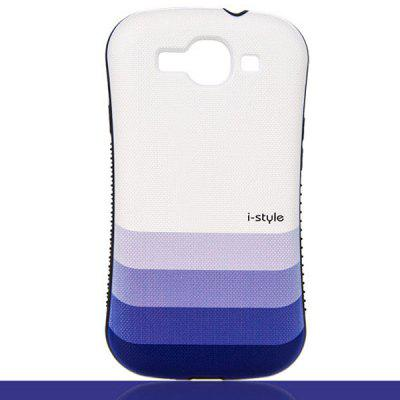 Stylish Relievo Gradient Protective PVC Hard Shell Case for Samsung Galaxy S3 i9300