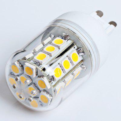G9 30 - SMD 5050 LED 85 - 265V Warm White Corn Lamp