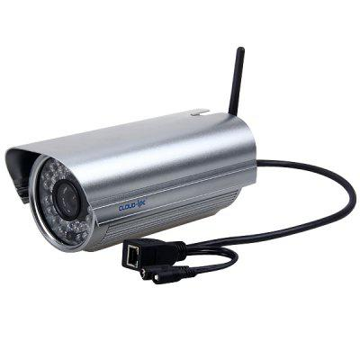 CLOUD - ipc HD2 Waterproof WiFi Security IP Camera Night Vision Full HD 720P Audio Alarm Detect