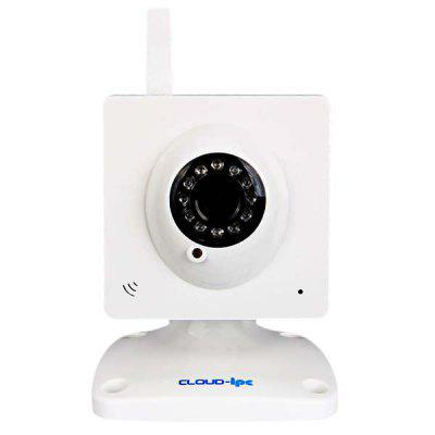 CLOUD-ipc HD1 720P Full HD Plug and Play Mini Wireless Audio CCTV Security IP Camera