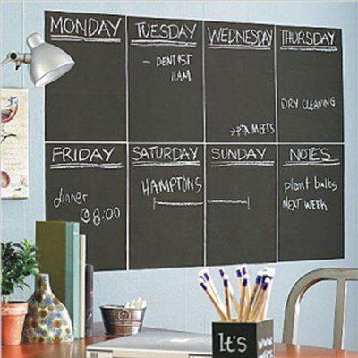 Vinyl Blackboard Home Sticker Removable Wall Decal Chalkboard Stickers 60 x 300cm