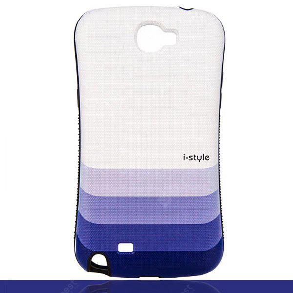 Protective PVC Hard Shell Case Cool Relievo Painting Series for Samsung Galaxy Note 2 N7100