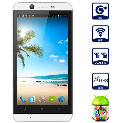CUBOT ONE 4.7 inch Android 4.2 3G Smart Phone MTK6589 Quad Core 1.2GHz 12MP Camera HD 720P IPS Screen 8GB ROM GPS