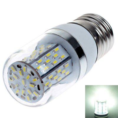 E27 7.8W 78 - SMD 3014 LED AC85 - 265V White Corn Lamp with Lamp Shade
