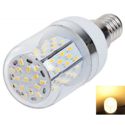 E14 78 - SMD 3014 LED 7.8W 85 - 265V Warm White Corn Lamp