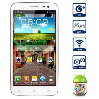 iNew i4000 Android 4.2 3G Phablet 5 inch FHD IPS Screen MTK6589T Quad Core 1.5GHz 16GB